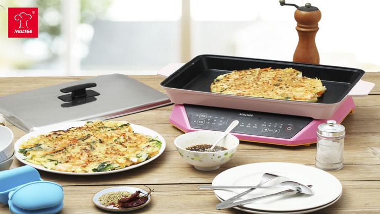 韓式海鮮煎餅食譜作法