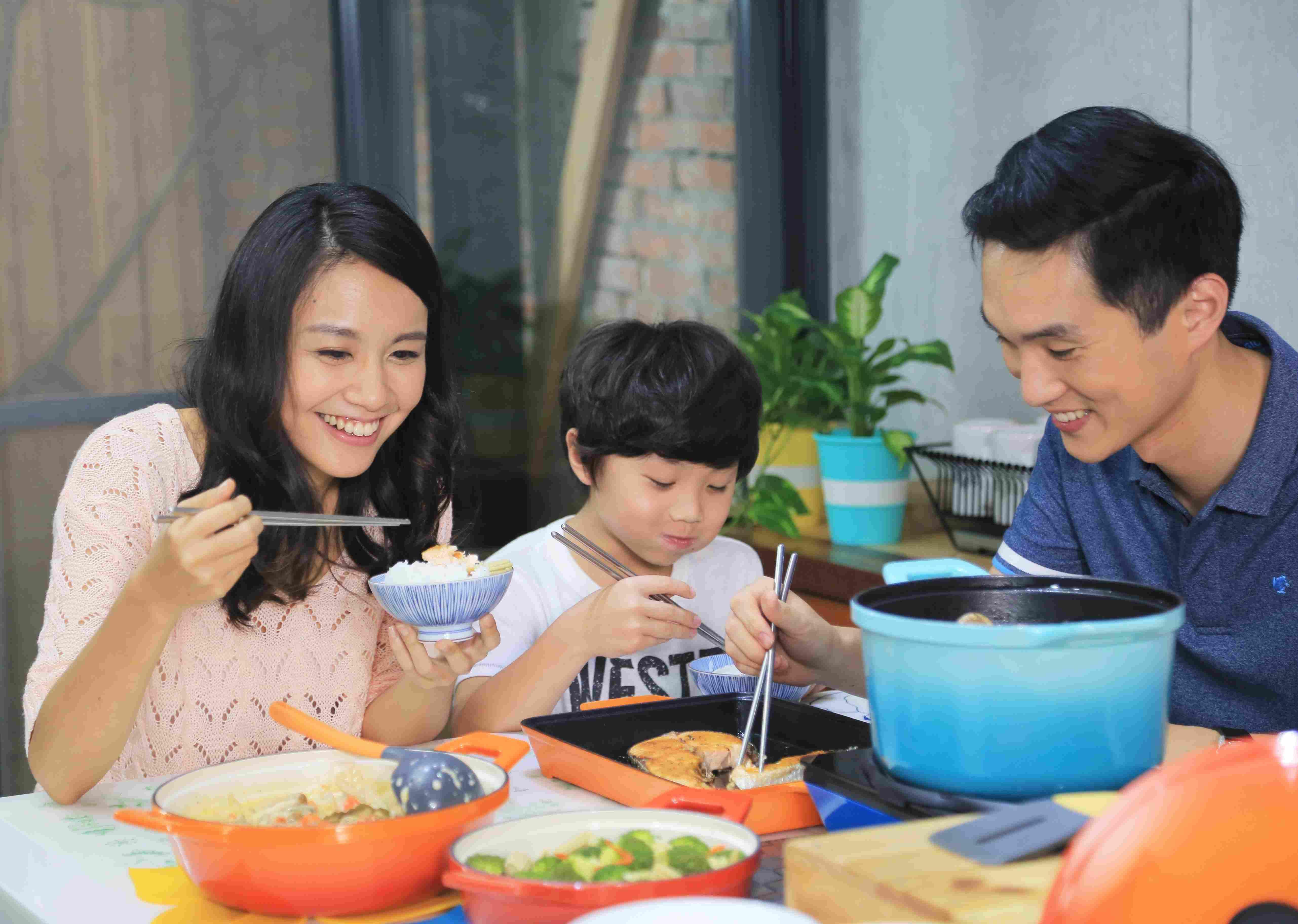 用無廚房料理串起家人和朋友間的情感連結